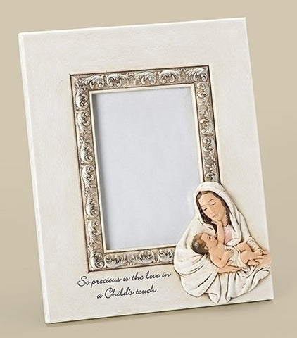 Child's Touch  Madona with Child  Frame