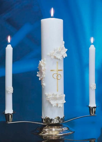 Holy Matrimony Candles