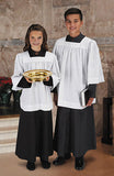 Square Neck Surplice - Altar Server