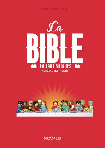 La Bible en 1001 briques Le Nouveau Testament (French Version Brick New Testament Bible)