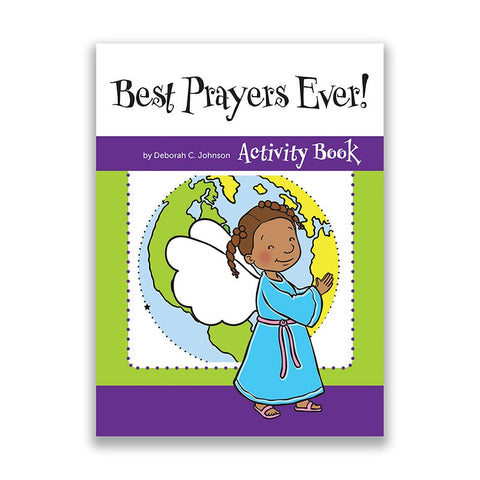 Best Ever Prayers - Aquinas Kids Activity Book