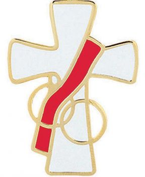 Deacon Spouse Pin