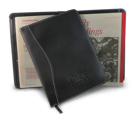 LEATHERETTE COVER LIVING WITH CHRIST DELUXE EDITION
