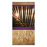 Easter Series Banner - Blessed Is The King