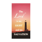 Everyday Banner Series - The Lord Is My Light
