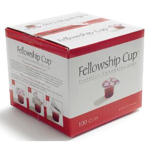 Fellowship Cup - Prefilled Communion Cup (500)