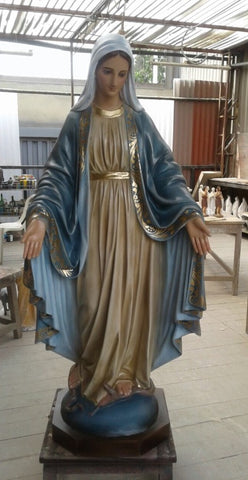 "58"" Our Lady of Grace Statue"
