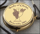 Chalice: Body of Christ, Sanctify Me Pyx