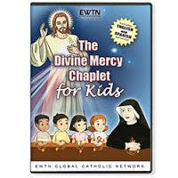 The Divine Mercy Chaplet for Kids - DVD