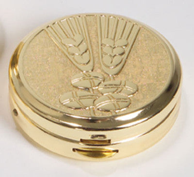 Wheat Design Pyx - K3250