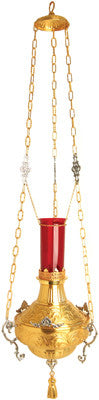 Hanging Sanctuary Lamp - K585
