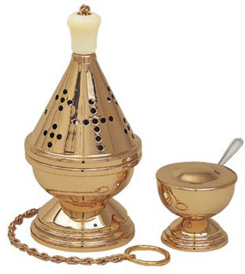 Censer and Boat - K601