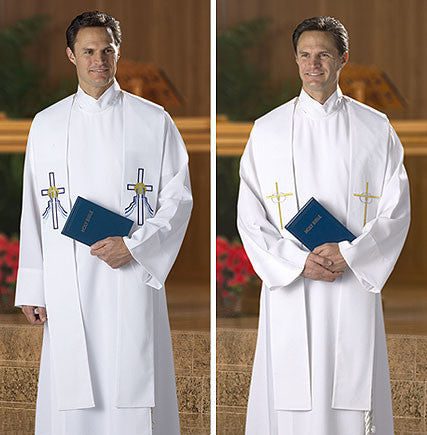 Cambridge Apparel Reversible Baptismal and Wedding Stole