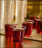 Plastic Communion Cups - 1000/Box