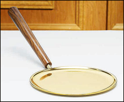 Communion Paten With Handle