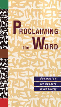 Proclaiming the Word: Formation for Readers in the Liturgy DVD