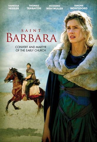 Saint Barbara DVD