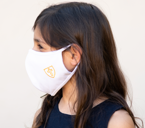 Face Mask for Children (8-14 years old) - Layered and Washable
