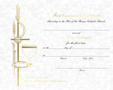 First Communion - Parchment Collection