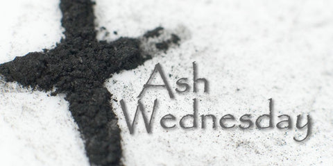Ashes for Ash Wednesday (200)