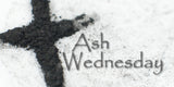 Ashes for Ash Wednesday  (1000)