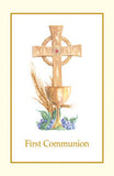 Communion Bulletin  Spiritual Collection