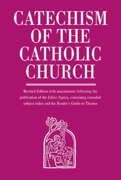 Catechsim of the Catholic Church Large Edition (Hardcover)