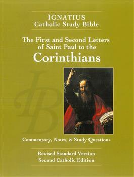 Ignatius Catholic Study Bible            First & Second Letters from Saint Paul to the Corinthians