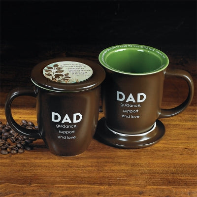 Dad Mug & Coaster Set
