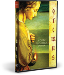 Oremus Guide to Catholic Prayer DVD