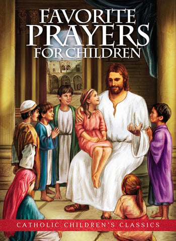 Favourite Prayers for Children