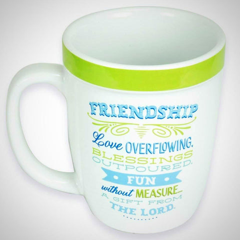 Friendship Cafe Mug
