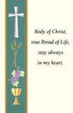 Communion Holy Card  Banner Collection