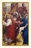 Lenten Holy Card HG300