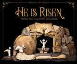 He Is Risen Rocks Tell the Story of Easter