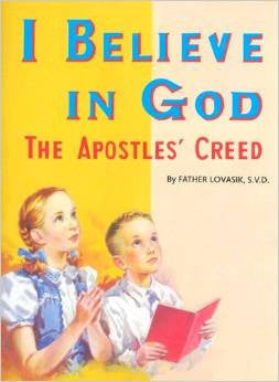 I Believe in God (St. Joseph Picture Books)