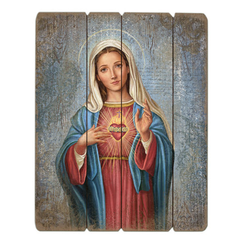 Picture Immaculate Heart of Mary