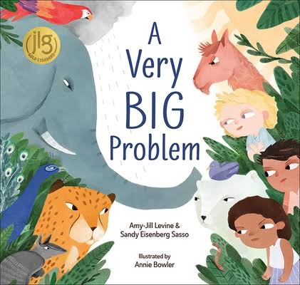 A Very Big Problem By Amy-Jill Levine, Sandy Eisenberg Sasso