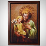 St. Joseph Framed Picture