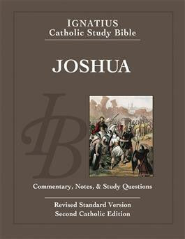 Ignatius Catholic Study Bible Joshua