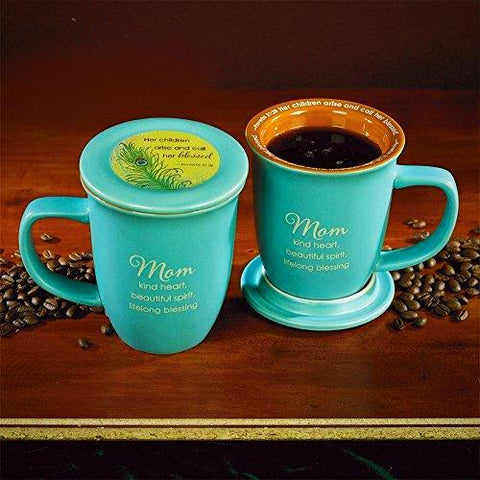 Mom Mug & Coaster Set