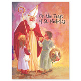 Feast of St. Nicholas Christmas Cards