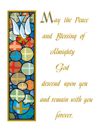 Peace of God - Mass Cards