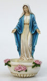 Lady of Grace Holy Water Font