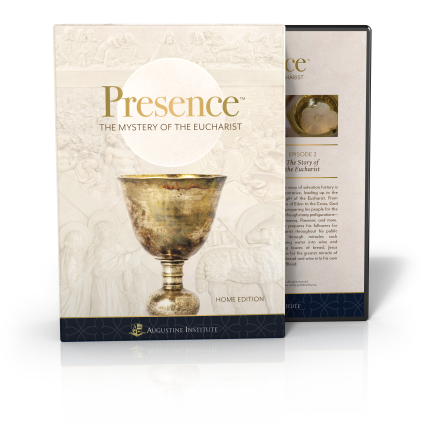 Presence The Mystery of the Eucharist Home Edition - 2 DVD Set