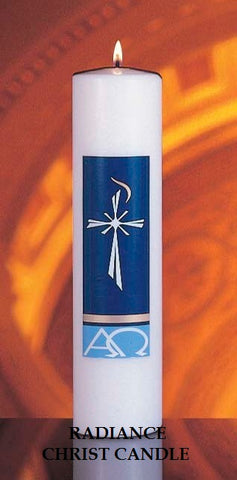 Radiance Christ Candle