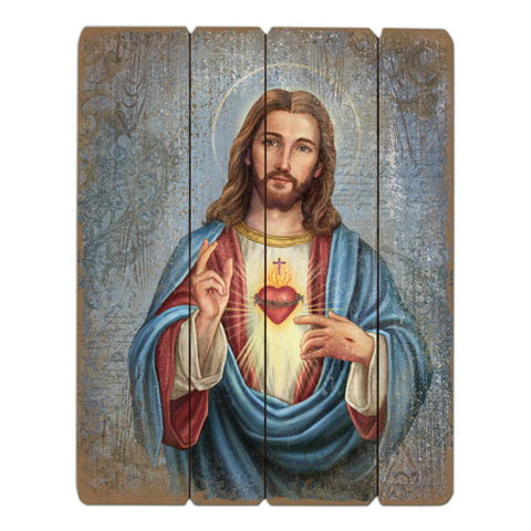 Picture Sacred Heart of Jesus