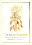Confirmation Spiritual Collection  Sponsor Folder