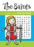 Activity Book   The Saints