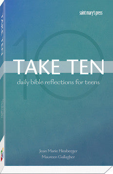 Take Ten: Daily Bible Reflections for Teeangers